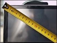 Диагональ планшета