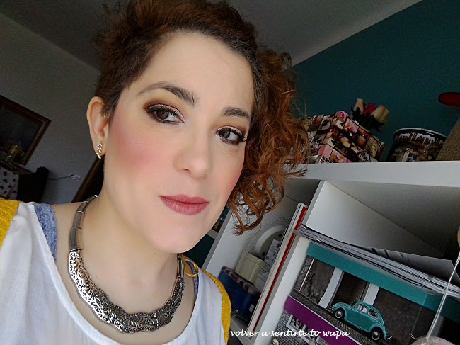 Maquilllaje con las sombras my must haves de Essence