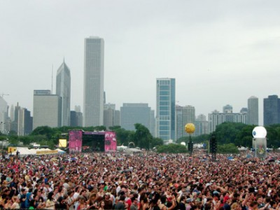 Sweepstakes Alert: Win a Trip to Lollapalooza