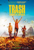 Trash, ladrones de esperanza (2014) online y gratis