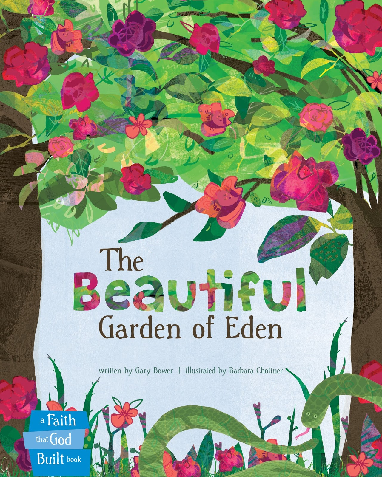 Beautiful Gardening Books: Hey, It's Jade!: The Beautiful Garden Of Eden, A Book Review
