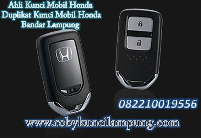 Ahli Kunci Honda di Lampung