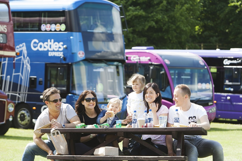 Win 3 months' free Go North East bus travel!