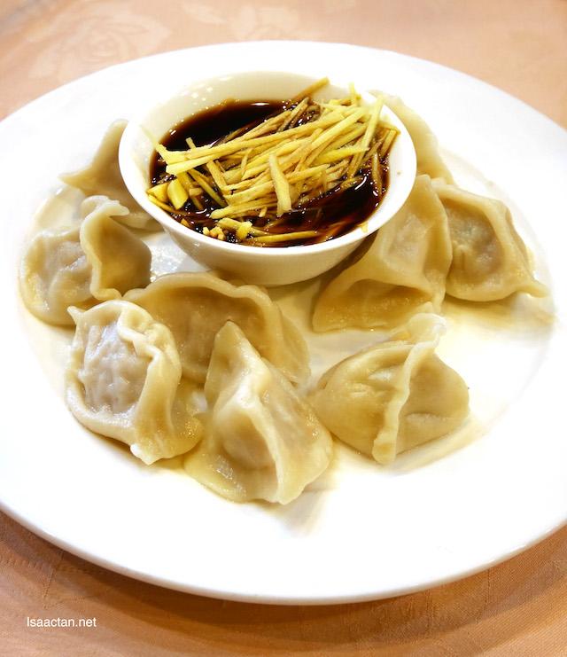 10pcs of dumplings, for FREE!