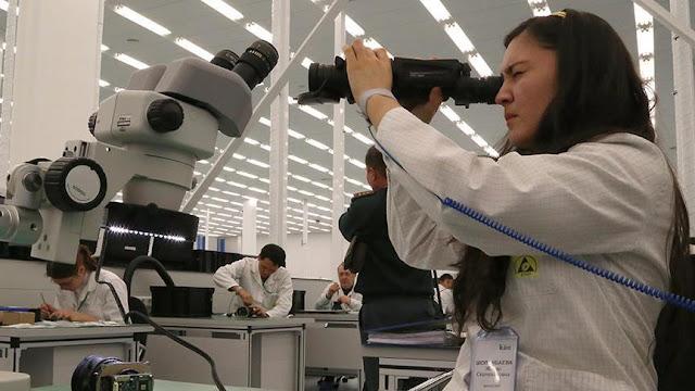 Kazakhstan Aselsan seeks to expand exports