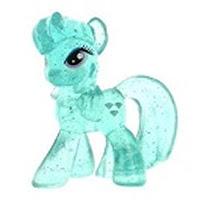 My Little Pony Crystal Mini Collection Diamond Mint Blind Bag Pony