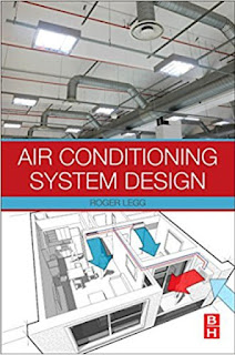 Air Conditioning System Design,Air Conditioning Processes,Indoor Design Conditions;Outdoor Air Design Conditions,Unitary Systems,Chilled Beams,Radiant Ceiling Systems,Refrigeration,Heat-Pump Systems;Humidifiers;Cooling Towers,Air Filters,Ducted Air Systems,Fans,Controls,Dampers,Load calculations,energy efficiency