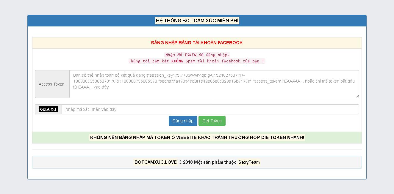 Share Code BOTCAMXUC.LOVE bản đẹp free