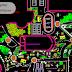 مخطط مشروع مجمع رياضي (سباحة ,كمال الأجسام , ملعب كرة) اوتوكاد dwg