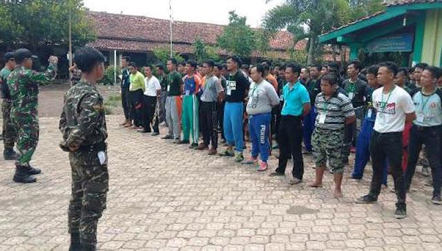 Ratusan Banser Disiapkan Jadi 'Prajurit Cadangan' TNI