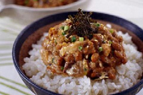 さば納豆ごはん|簡単!しあわせレシピ|株式会社マルハニチロ食品