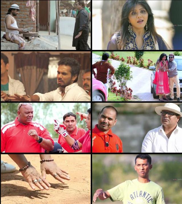 Gangs of Hyderabad 2015 Hindi 720p WEB HDRip