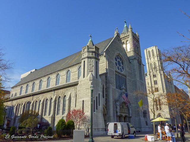 Catedral de la Inmaculada Concepción - Syracuse, NY por El Guisante Verde Project