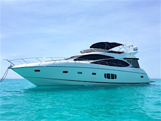 Virgin Islands Crewed Motor Yacht Vacations