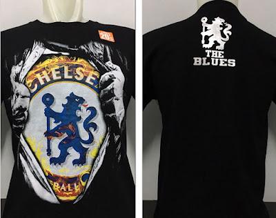 Kaos Bola Chelsea Super