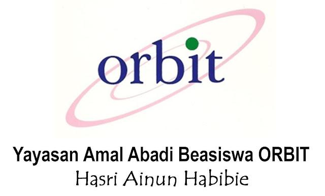 Beasiswa Orbit HAH 2016