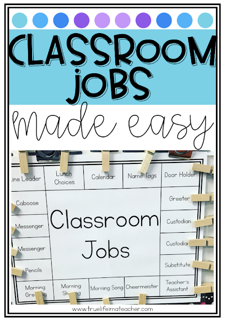 Learn how to create a classroom job chart that is easy, simple, and effective.
