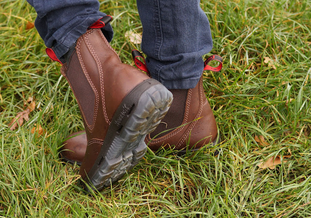 Bushgear Redback boots review