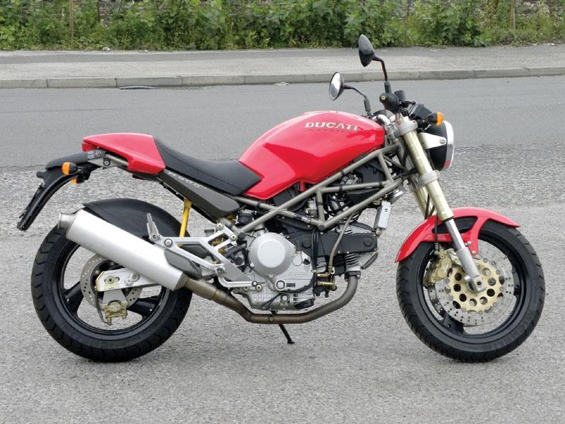 Ducati Monster Sr Price