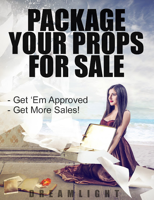 Package Your Props for Sale