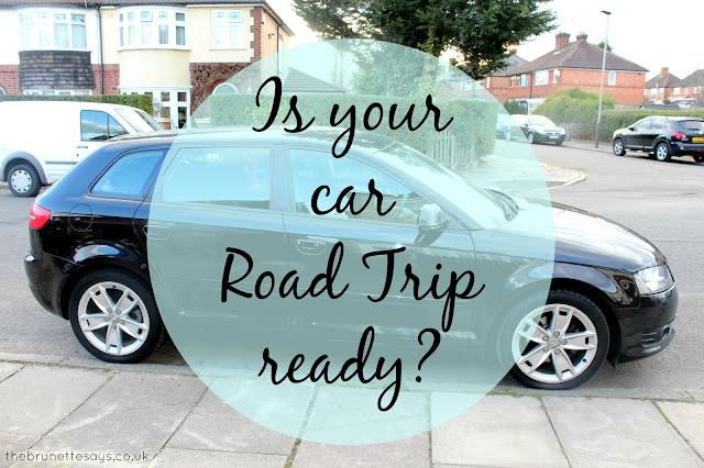 car, road trip