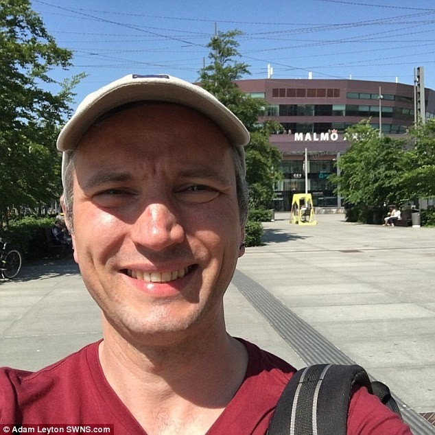 Man Sets New World Record After Traveling to TWELVE Countries in 24 Hours - Sweden