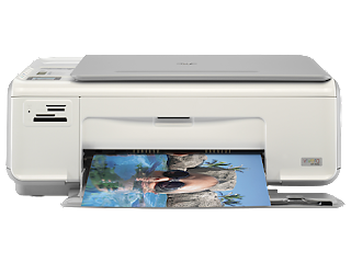 One Printer serial Full Feature Software as well as Driver for Windows  Download HP Photosmart C4280 Drivers