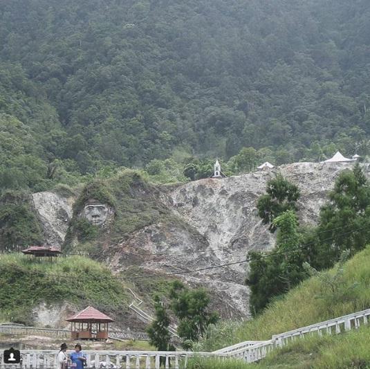 bukit kasih kanonang wisata manado
