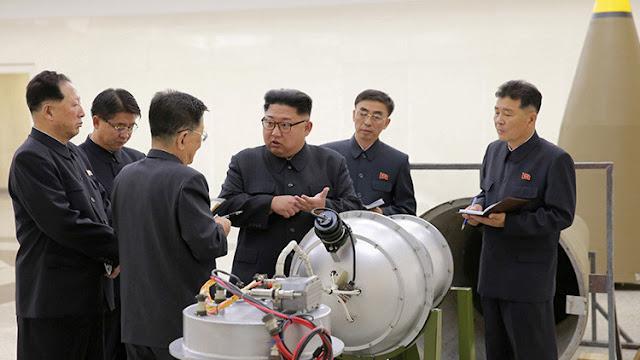 """Corea del Norte: """"Las armas nucleares son un medio de autodefensa contra EE.UU."""""""