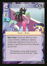 My Little Pony A Changeling Can Change CCG Cards