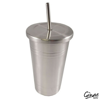 16oz Stainless Steel Tumbler Cup