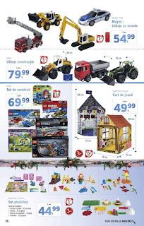 CATALOG LIDL 10 - 16 decembrie 2018 Lego de Craciun