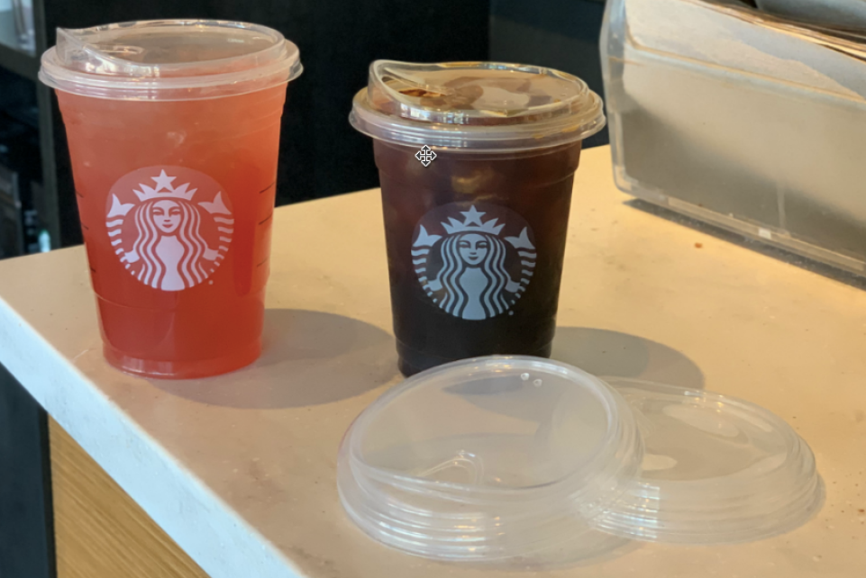Starbucks Introduced 'Sippy Cups' For Adults To Replace Plastic Straws