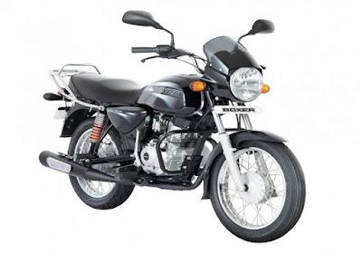 Bajaj Boxer CT100, noticias del motor