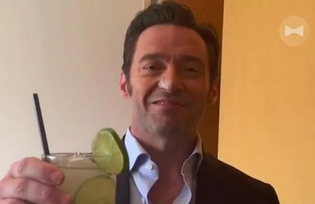 'Logan' toasts after kicking cancer's ass the 6th time