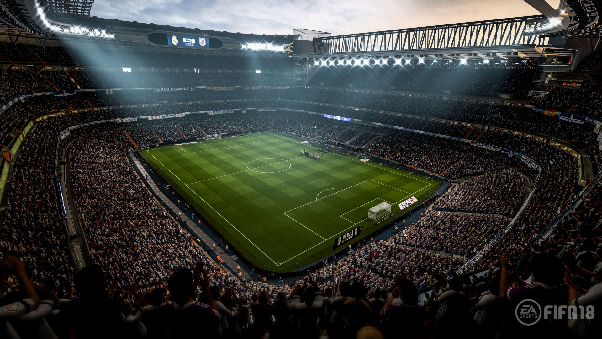 FIFA 18 Stadium Wallpaper