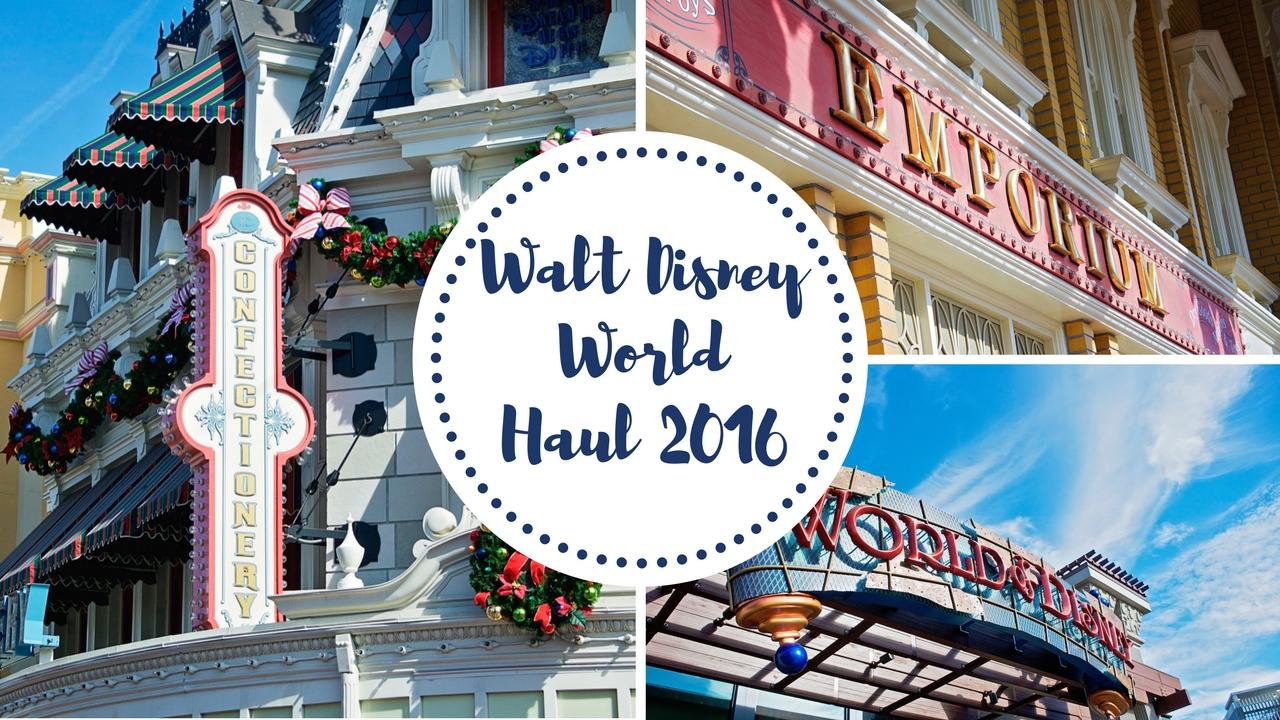 Walt Disney World Shops