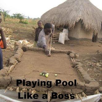 Playing Pool Like a Boss
