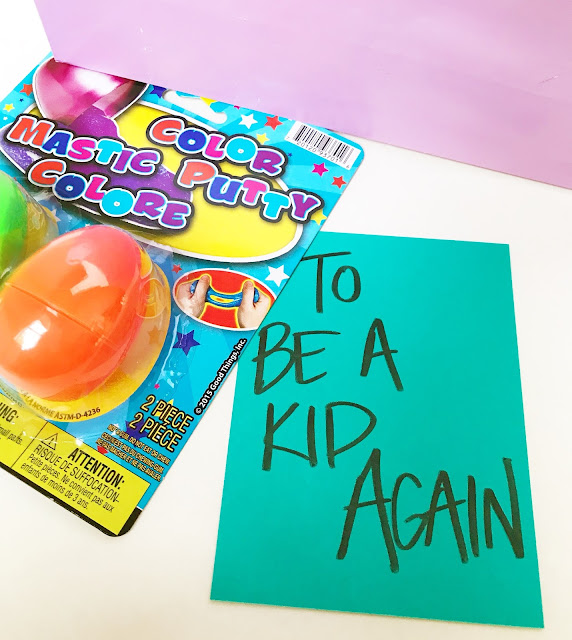 Fun hospital gift basket for any age @michellepaigeblogs.com