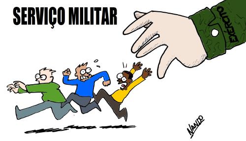 Resultado de imagem para serviço militar obrigatorio