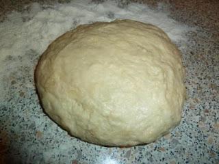 готовое тесто для рогаликов
