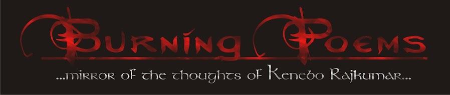 Burning Poems: Manipuri Poems