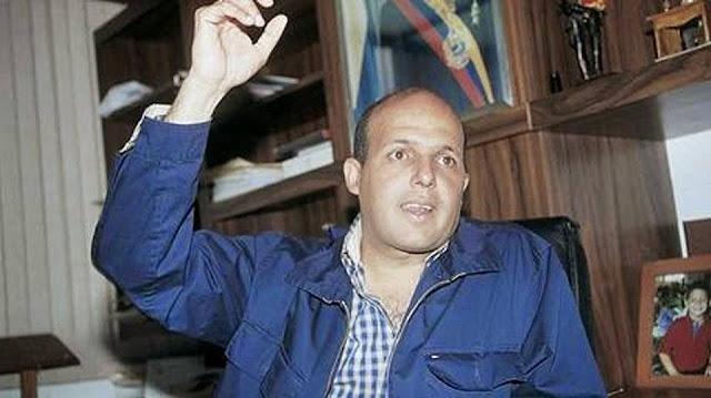 """Ex tesorero nacional de Chávez, Alejandro Andrade, en el centro de """"enorme investigación"""" por lavado en EEUU"""