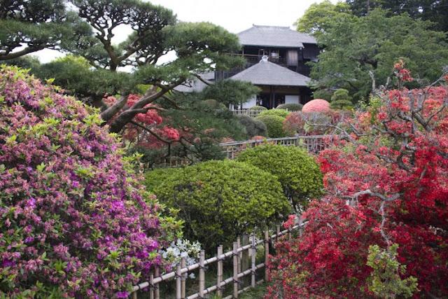 Kairaku-en, Mito, Jepang