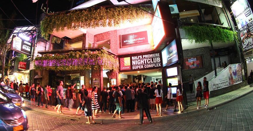 5 Tempat Hiburan Malam Di Kuta Yang Sayang Untuk Dilewatkan