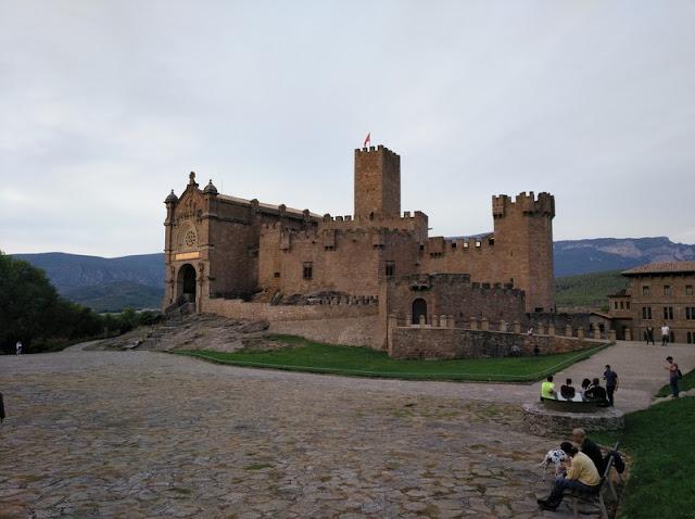 Castillo familiar de Javier