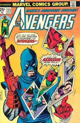 Avengers #145, the Assassin