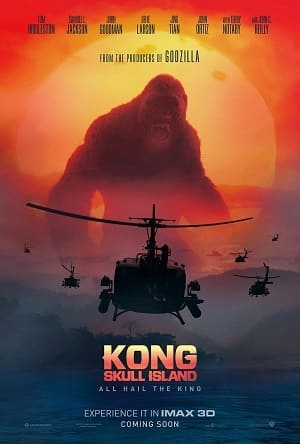Kong - A Ilha da Caveira (Bluray 1080P e 3D) Filmes Torrent Download capa