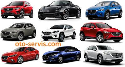 Mazda Yetkili Servisi Antalya