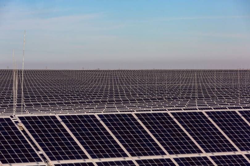The capacity based on solar energy was built in the Unified Energy System of Russia. The launch of new stations with a total capacity of 105 MW